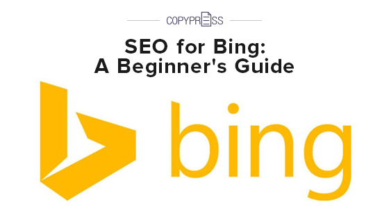 Learn SEO for Bing to improve your campaigns.