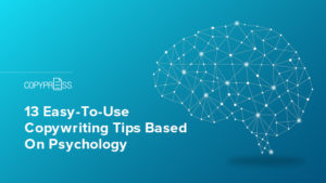 Psychology-based copywriting tips