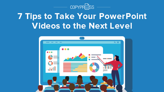 Upgrade your PowerPoint videos