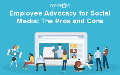 Employee Advocacy for Social Media: The Pros and Cons