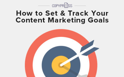 How to Set & Track Your Content Marketing Goals