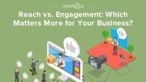 Reach vs engagement