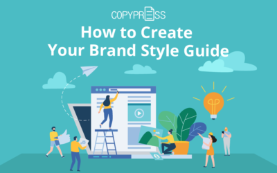 How to Create Your Brand Style Guide