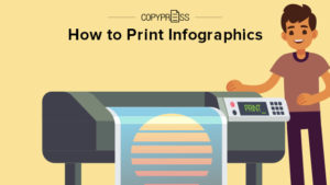 Learn how to print infographics
