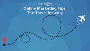 Travel industry online marketing tips