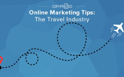 Online Marketing Tips: The Travel Industry