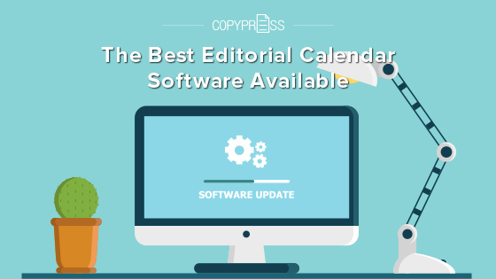Editorial Calendar Software