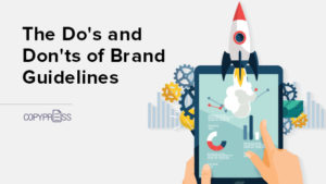 Brand guidelines - what you should and shouldn't do