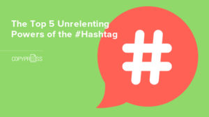 Powers of the #hashtag