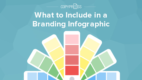 Branding infographics - What you should include.