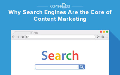 Why Search Engines Are the Core of Content Marketing