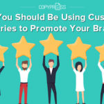 Use customer stories as your content strategy