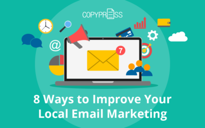 8 Ways to Improve Your Local Email Marketing