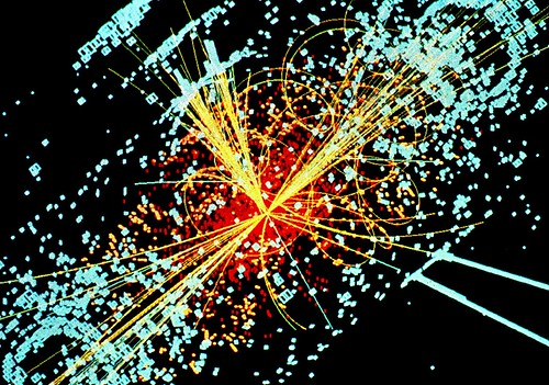 Complex data infographics abstract image of data