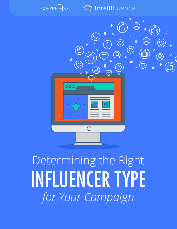 white paper example - Determining the right Influencer Type for your campaign