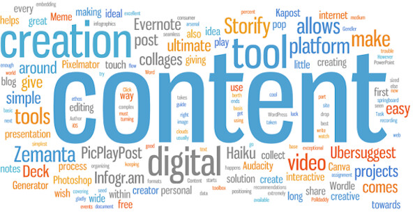 content word cluster